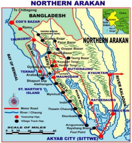Image result for Rohingya history